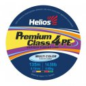 Braided fishing line Helios PREMIUM CLASS 4 PE BRAID Multicolor