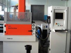электроэрозионно-прошивной станок «GF FORM 20»