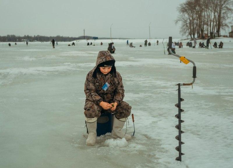 Спорт рыбалка в новосибирске