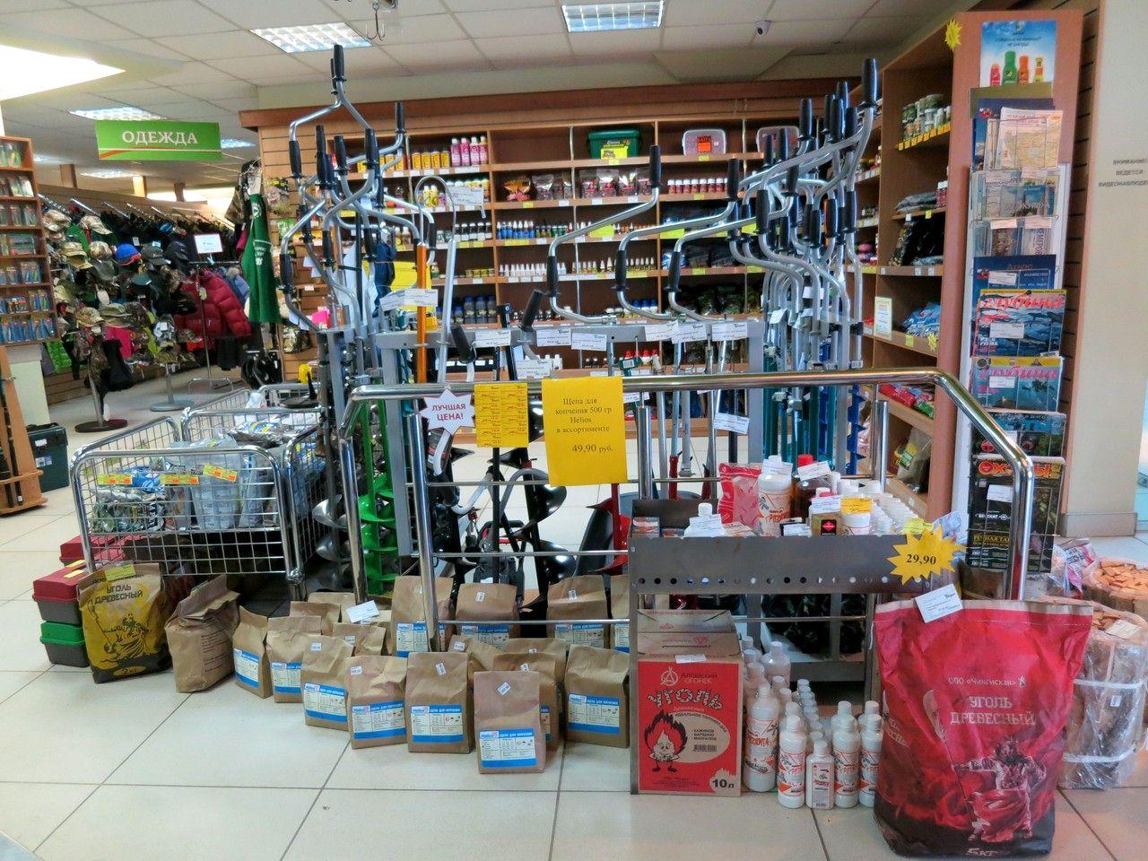 бизнес план магазина все для рыбалки
