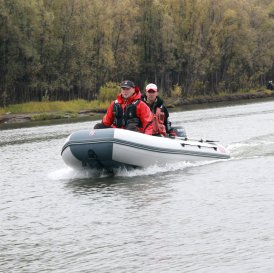 "New product – PVC boats ""ALTAY"""
